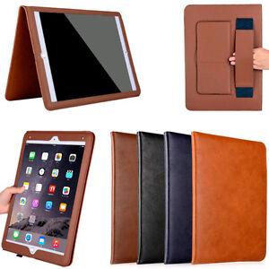 Genuine-Leather-Slim-Stand-Cover-Case-For-Apple-iPad-234-mini-Pro-12-9-039-039-9-7-034