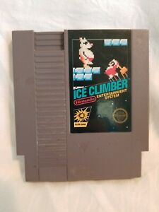 Ice-Climber-NES-Nintendo-Entertainment-System-1985-Game-Cartridge-Tested-Work