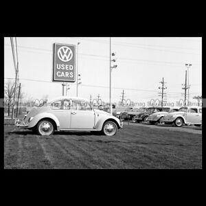 pha-022262-Photo-VOLKSWAGEN-KAFER-BEETLE-COCCINELLE-1966-Car-Auto