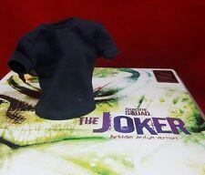 1/6 Hot Toys Suicide Squad The Joker MMS373 Black T-Shirt  *US Seller*