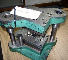 Stamping Press Product Tool and Die Set to Make Creole Earrings for Jewelry