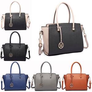 damen handtasche schwarz groß