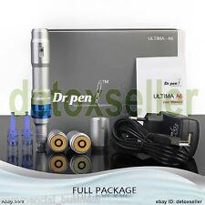 Dr Pen Derma Pen Ultima A6 Rechargable Microneedle System Adjustable 0.25-2.5mm