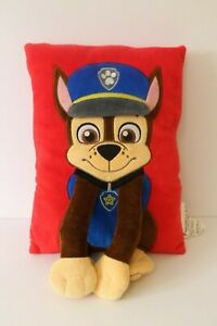 Paw Patrol Chase Marshall 11 Quot X 14 Quot Soft Pillow Plush