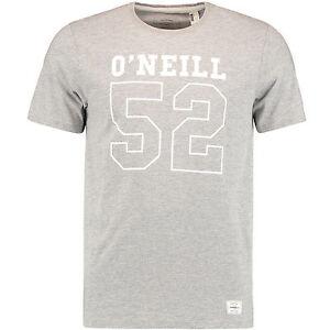 ede110815a5b Detalles de O 'Neill Para hombre Camiseta. nuevo LM 52 Gris Surf Crew de  manga corta Camiseta Top 7 W 2321 8001- ver título original