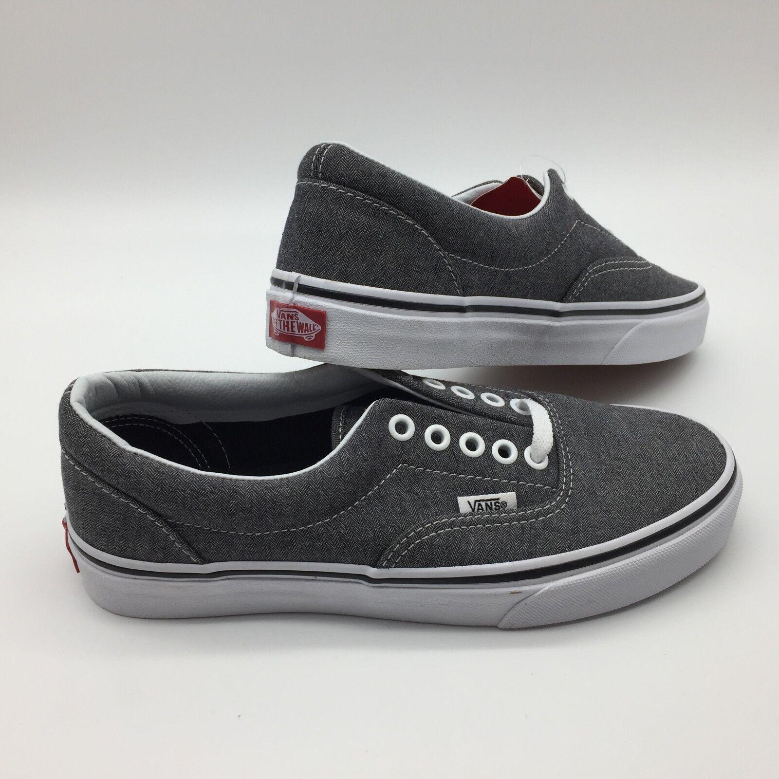 Vans Men's shoes's  Era  (Micro Herringbone) Blk TW