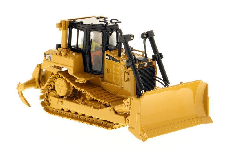 1:50 Collection Caterpillar D6R Pista Tipo Tractor-Core Classics modelo del vehículo