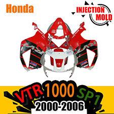New Fairing Kit For Honda VTR 1000 SP1 SP2 RV T1000R RC51 2000-2006 01 02 03 ABS