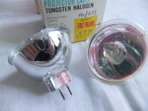 Projector bulb lamp 8V  50W EFM A1/229  64607  ..... 20   fx