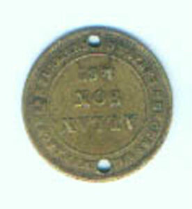 ALLAN-SON-1800-039-s-JEW-MEDAL-2-BOBBIN-HOLES-LACE-FUR-ETC