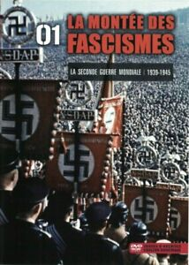 DVD-LA-MONTEE-DES-FASCISMES-LA-SECONDE-GUERRE-MONDIALE-1939-1945-OCCAS