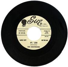 "THE NIGHTRIDERS  ""ST. LOO""    R&B CLASSIC   LISTEN!"