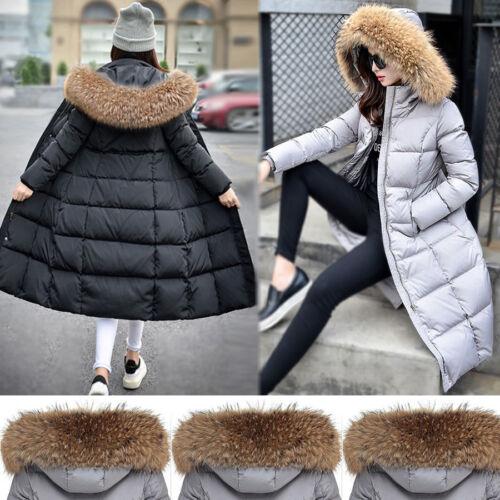 Down H88 Blend Vinter Jacket Duck Coat Outwear Parka Lang Kvinder Collar With Fur CtBOq7wx7