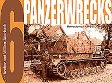PANZERWRECKS Bd 6 Deutsche Panzer Tiger Panther Fahrzeuge 1944-45 NEU