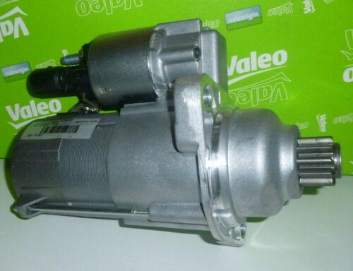 2,0 kw 98 verstärkte Ausführung VW 0986020260 12V Audi NEUER Valeo  Anlasser