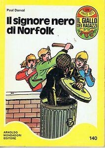 PAUL DORVAL: IL SIGNORE NERO DI NORFOLK