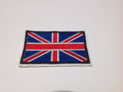 Badge Patch Union Jack British Flag Patch Military