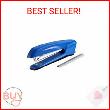 Bostitch Ascend 3 In 1 Stapler With Integrated Remover Amp Staple Storage Blue