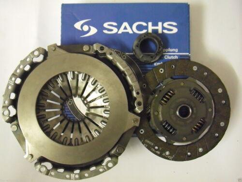 Sachs 3000814001 Kupplung komplett Kupplungssatz Kupplungskit Skoda Felicia 1,9D