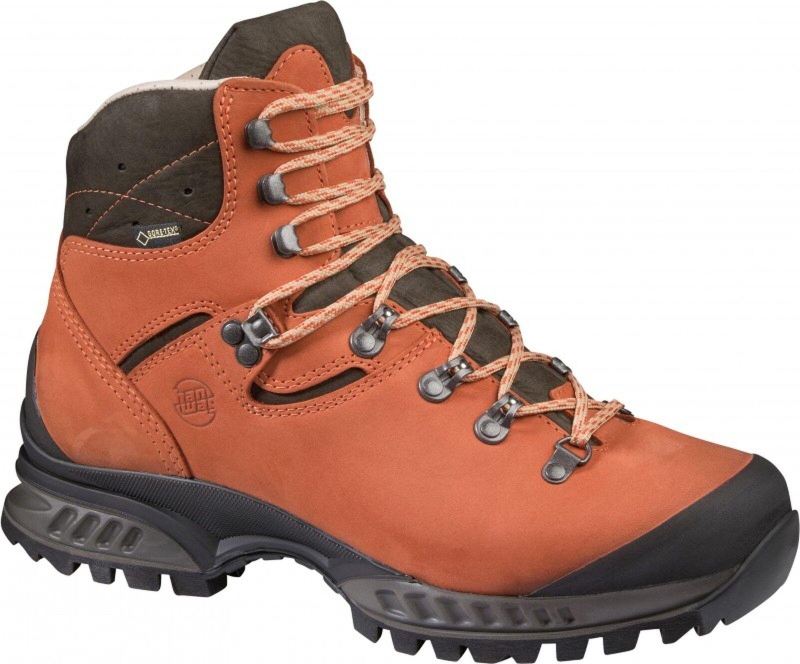 Casual salvaje Grandes zapatos con descuento Hanwag Bergschuhe: Tatra Lady GTX GORE-TEX Größe 5 - 38 autumn leaf