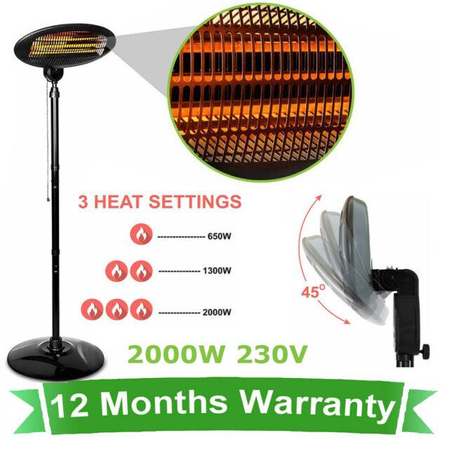 New electric Infrared Heater Energy Saving E800W E1000W E1300W