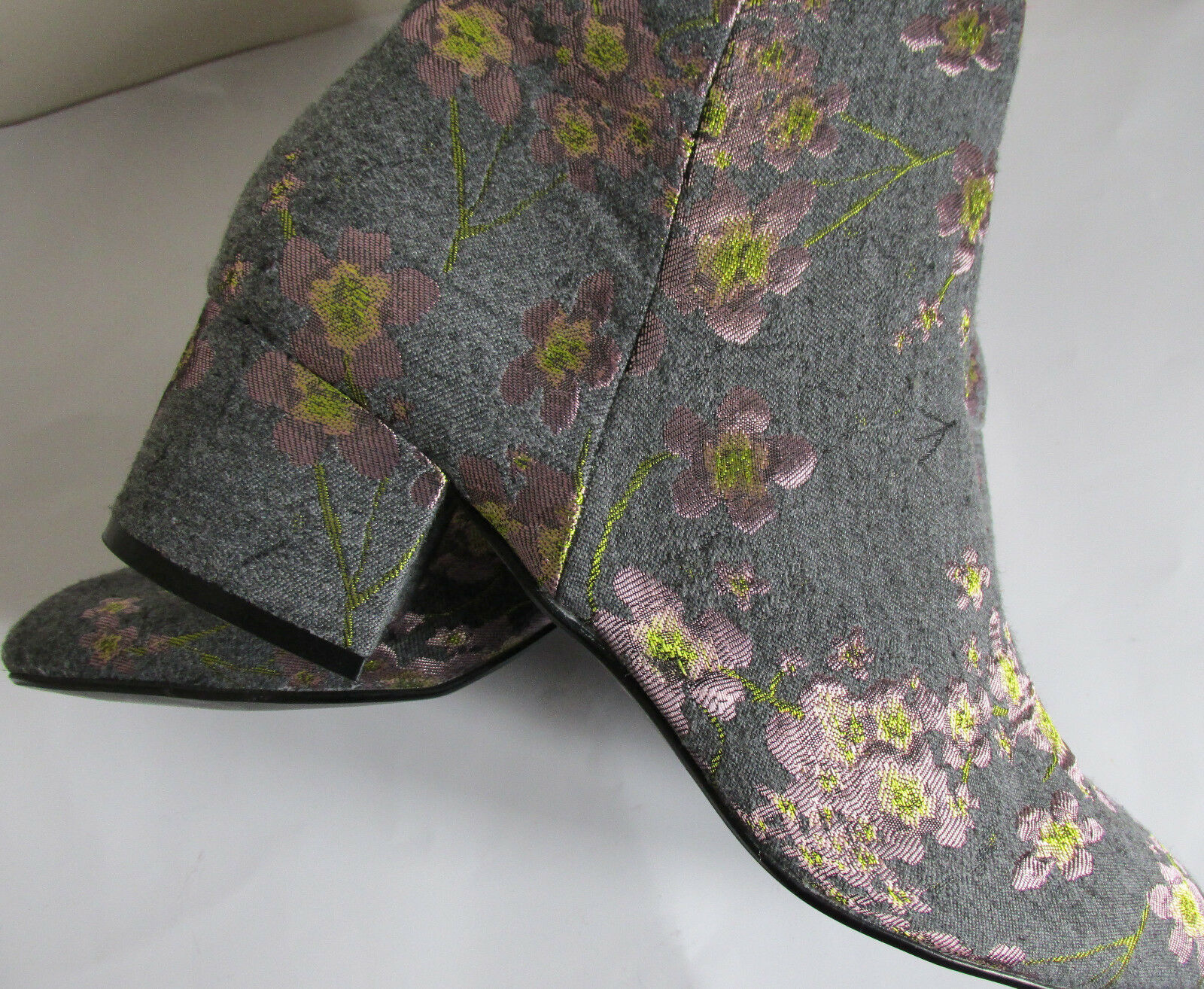 NEXT UK ankle floral boots shoes UK NEXT 5 Rrp 22f9a6