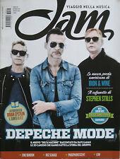 JAM 201 2013 Depeche Mode Iron & Wine Phosphorescent Dear Reader Boz Scaggs Low