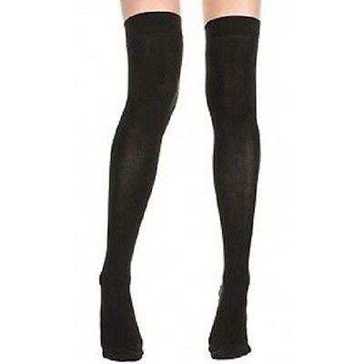 Ladies Girls Long Over The Knee Socks School Wear Uniform