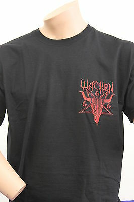 "Original Wacken T-Shirt  "" 666 "" , Gr. L-XL , Neuware!!"