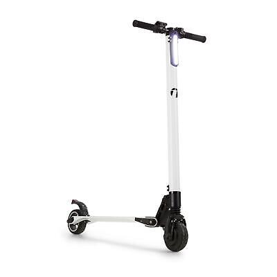 Trottinette électrique pliable E-scooter 250W 28 km/h autonomie 30 km Alu
