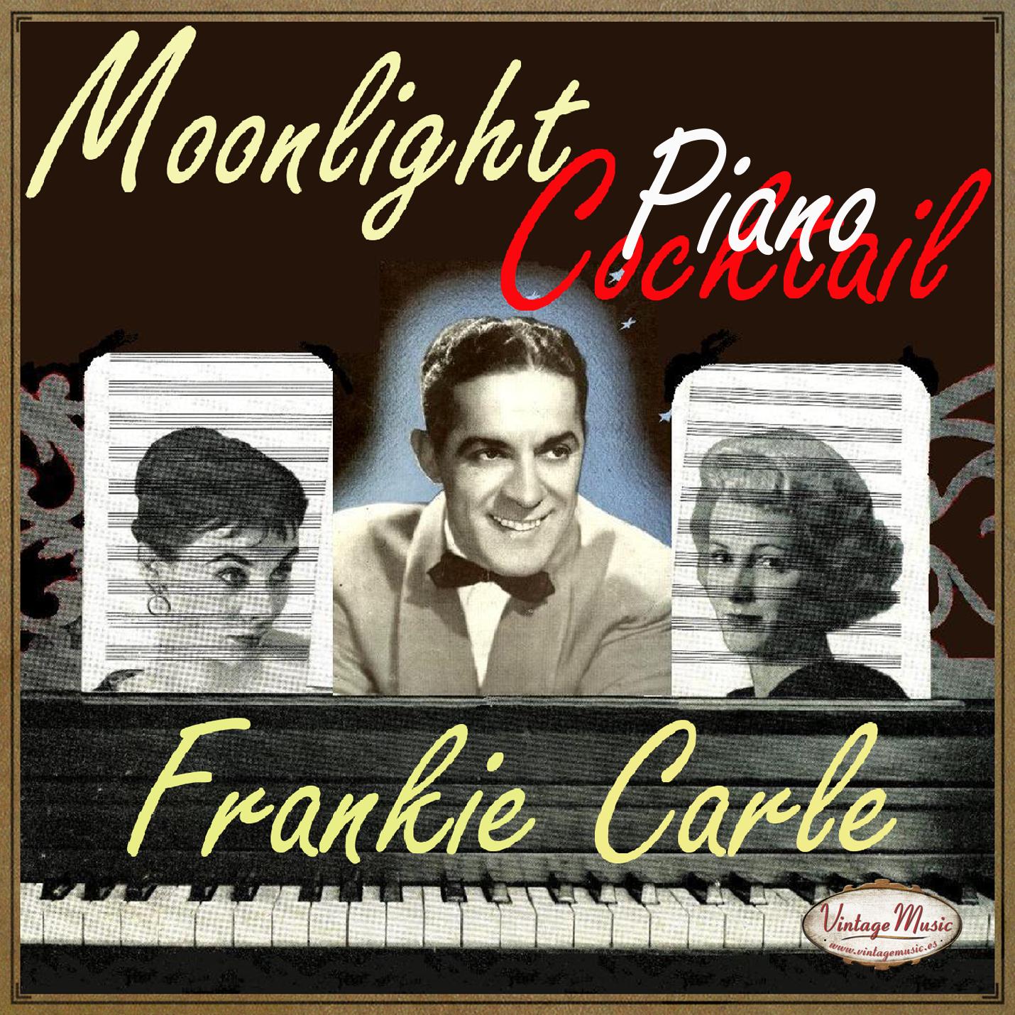 Frankie Carle - FRANKIE CARLE CD Vintage Jazz Swing. Moonlight Piano Cocktail , Blue Moon - CD