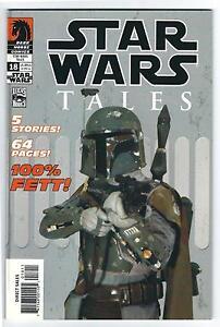 star wars tales 18 photo cover of boba fett dark horse 2003 variant, htf | ebay