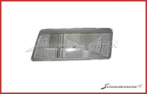 Scheinwerfer-Glas Streuscheibe links Saab 9000 CD CS headlamp glass left
