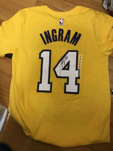 Brandon por a talla Ingram en Nike autografiada peque Camiseta TywRqtOW