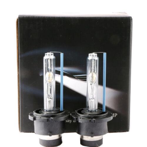 1 Pair 8000K Ice Blue D4S D4R HID Xenon Bulbs Stock Headlight 2 Pcs Hi//Lo Lights