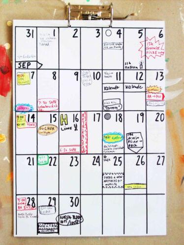 Nov 2020 Wandkalender 18 Monate Laufzeit /_I DIN A3 Kalender Jun 2019