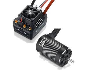 Hobbywing Combo Max10 Sct 120a Ezrun-3660-4000kv Modélisme