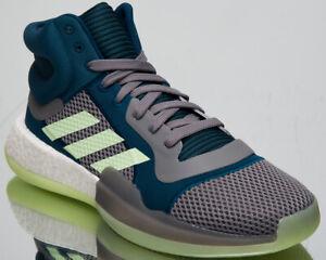 Details zu Adidas Marquee Boost Herren Tech Mineral Grün Basketball Turnschuhe F97277