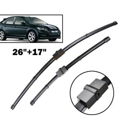 Front Windscreen Wiper Blades For Ford Focus MK2 2004 2011 56 07 57 08 58 09 | eBay