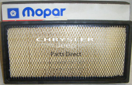 NEW JEEP CHEROKEE AIR FILTER GENUIEN MOPAR PART 53004383AB