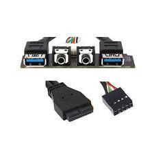 Silverstone G11303260 USB3.0 Upgrade Kit (2xUSB3.0, 2xAudio)