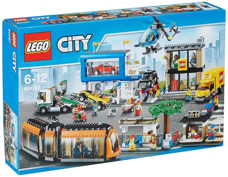 LEGO  città 60097 LE CENTRE VILLE NEUF nuovo  Sconto del 60%