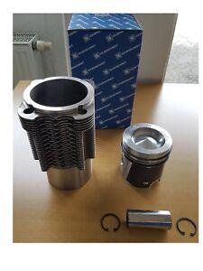 Dichtungen 3x Zylindersatz Stehbolzen Deutz F3L812 812 4005 Traktor Kolben