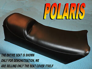 Polaris-Indy-Lite-GT-340-Touring-1991-03-New-seat-cover-GT340-Trail-2up-seat-831