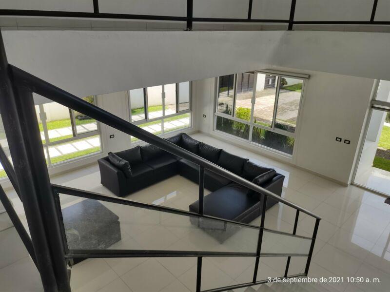 Amplia casa a 5 minutos del aeropuerto de Tepic, estilo campestre, Nay mexico