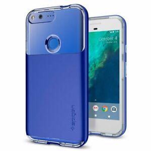 Google-Pixel-XL-Case-Spigen-Neo-Hybrid-Crystal-Shockproof-Hard-Frame-Series
