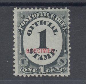 US-Sc-O47S-NGAI-1875-1c-Post-Office-Dep-039-t-w-SPECIMEN-overprint-fresh-F-VF