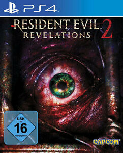 Sony-ps4-PlayStation-4-juego-residente-Evil-Revelations-2-nuevo-New