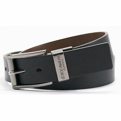 Rocawear Reversible Leather Belt