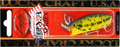 Lucky Craft Malas 5,7cm 9g Fishing Lures Various Colors